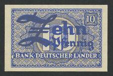 Ro.251 10 Pfennig (1948) Bank Deutscher Länder (1)
