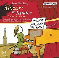 Mozart für Kinder. CD von Peter Härtling (2009)