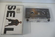SEAL K7 AUDIO TAPE CASSETTE .CRAZY GERMANY PRESS.