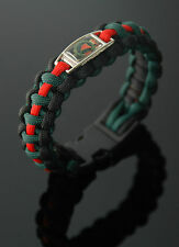 Royal ulster constabulary badgée 550 paracord bracelet