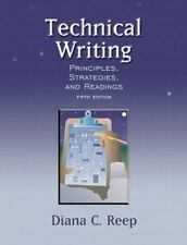 Technical Writing: Principles, Strategies, and Readings (5th Edition)-ExLibrary