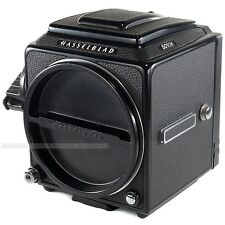 Hasselblad 501CM Body Only with Waist Level Finder + Acute Matte Screen + Crank