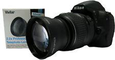 SPORT ACTION 2X TELE ZOOM LENS FOR Nikon D5500  D3000 D5300 D5000 D5200 D3300