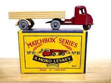 Matchbox Lesney No.10b Scammell Mechanical Horse 'B2' MOKO Box (VN MINT SUPERB!)