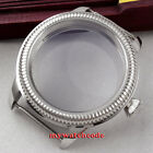 44mm vintage CASE stainless steel fit 6498 6497 eat movement parnis Watch C27