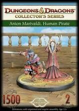 Gale Force Nine - D&D Collector's Series: Anton Miravaldi, Human Pirate  71025