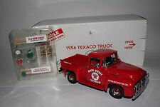 Danbury Mint 1956 Ford Texaco Pickup Truck, 1:24 Scale With Accessories