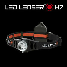 LED LENSER H7 170 LUMEN HEAD LAMP TORCH FLASHLIGHT RETAIL BOX