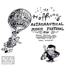 CD HOFFNUNG ASTRONAUTICAL MUSIC FESTIVAL 1961 HORROTORIO BALLAD OF COUNTY DOWN