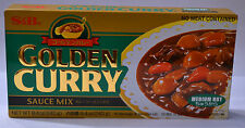 Japanese Golden Curry Sauce Mix Medium Hot 8.4oz -  USA Seller Fast shipping