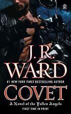 Covet (Fallen Angels) by Ward, J.R.