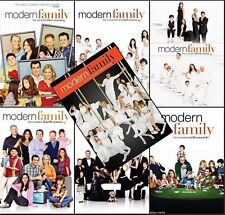 MODERN FAMILY Seasons 1-7 DVD Complete Series Season 1 2 3 4 5 6 7 BRAND NEW