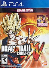 Dragon Ball XenoVerse - Day One Edition - Sony Playstation 4 Game - Complete