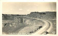 1930-1950 Real Photo PC; Along Vantage Quincy Highway, Eastern WA, Ellis 313
