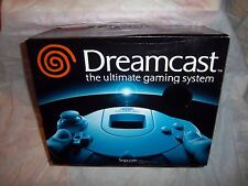 Sega Dreamcast System BRAND NEW IN BOX