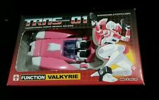 Impossible Toys TRNS-01 VALKYRIE & MEDIC Transformers 3rd party ARCEE Sealed +BO