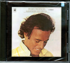 JULIO IGLESIAS - Innamorarsi Alla Mia Eta' (Italian) * New & Sealed CD * 1990