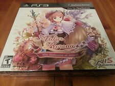Atelier Rorona Alchemist of Arland Premium Limited Ed NEW Sony PlayStation 3 PS3