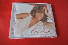 One Wish: The Holiday Album by Whitney Houston (CD, Nov-2003) NEW