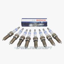 Mercedes-Benz Spark Plugs Plug Set Double Platinum Bosch OEM 0041803 x8pcs