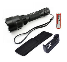 Ultrafire CREE XML C8 LED 2000 Lumen linternas 18650 Flashlight Torch light Lamp