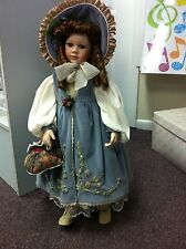 Delton's Fine Collectable Doll Sydney # 7020-0
