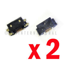 2 X Nokia Lumia 1520 Charger Charging Port Dock Connector USB Port Repair Part