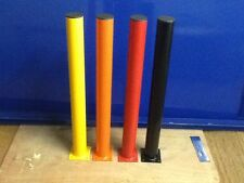 Security Bollard Parking Bollard Bollards Bolt down steel bollards security post