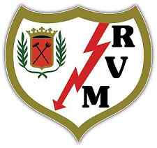 "Rayo Vallecano FC Spain Football Soccer Car Bumper Window Sticker Decal 5""X4"""