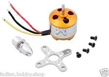 A2212/13T 1000KV Brushless Outrunner Motor - BLDC for RC Airplanes & Quadcopters