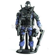 "12"" 1/6 Military Army Combat SWAT Soldier Action Figure Body with Accessory"