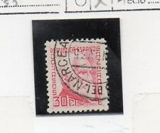 España Azcarate matasellos Cangas del Narcea año1935 (CO-751)