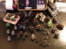 38 Piece CRITTERS Dungeons & Dragons Miniatures approx value $230