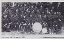 1989  --  LES MUSICIENS A CHAMPLAN EN 1939   U111