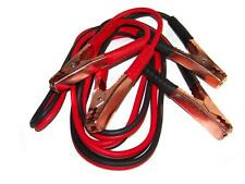 All Purpose  12 FT 10 Gauge Booster Cable Jumping Cables Emergency Power Jumper