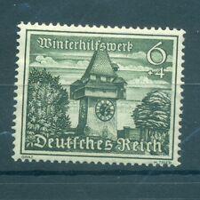 GERMANIA - GERMANY DEUTSCHES REICH 1939 Mi. 733 Castelli Castles