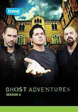 Ghost Adventures - Season 6  DVD NEW