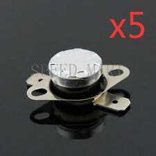 5 X Temperature Switch Control Sensor Thermal Thermostat 50°C N.O. KSD301