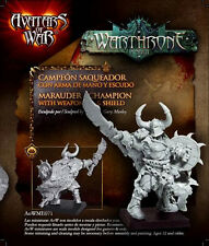 Avatars of War Fantasy BNIB Marauder Champion with Weapon and Shield AOW71