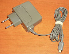 Cargador original y oficial para Nintendo DS Lite AC Power Supply USG-002 (EUR)
