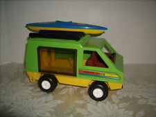 Vintage Fisher-Price Daredevil Van & Kayak # 318 Adventure Van 1977