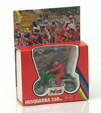 Polistil Club 33 MC Series 1:24 Husquarna 250cc Motorcycle MC 412 * MIB *