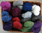 FREE POSTAGE 200g of Donegal Aran Tweed Knitting yarn. 100% wool from Ireland