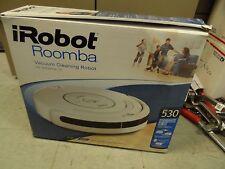 iRobot Roomba 530 Robotic Vacuum Cleaner White