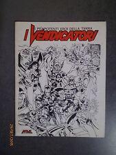 I VENDICATORI - Ed. Marvel Story - 1995