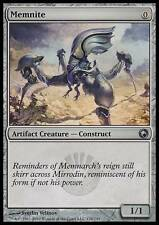 Magic the Gathering MTG 4x Memnite x4 LP/LP+ x 4 Playset Scars of Mirrodin