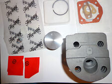 HUSQVARNA 55 51 46mm CYLINDER AND PISTON ASSEMBLY WITH CYLINDER  BASE GASKET