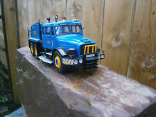 CORGI MODERN TRUCK PICKFORDS TRANSPORT SCAMMELL HEAVY HAULAGE VERY RARE No 1