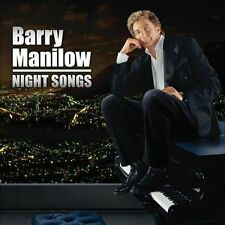 CD • Barry Manilow • Night Songs •