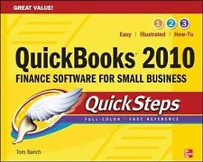 QuickBooks 2010 QuickSteps-ExLibrary